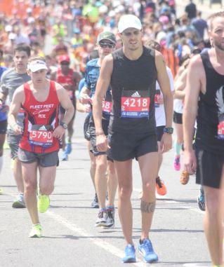 boston marathon april 18 2016 group number 4218