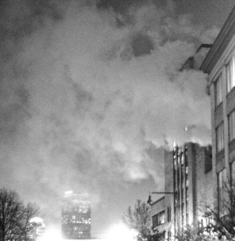 boston prudential center steam fog 2