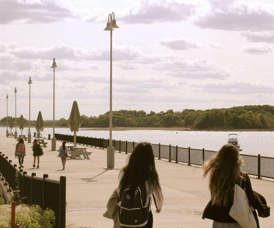 boston spectacle island boardwalk