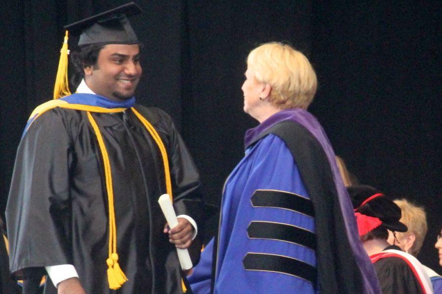boston suffolk university graduation friend graduating 2