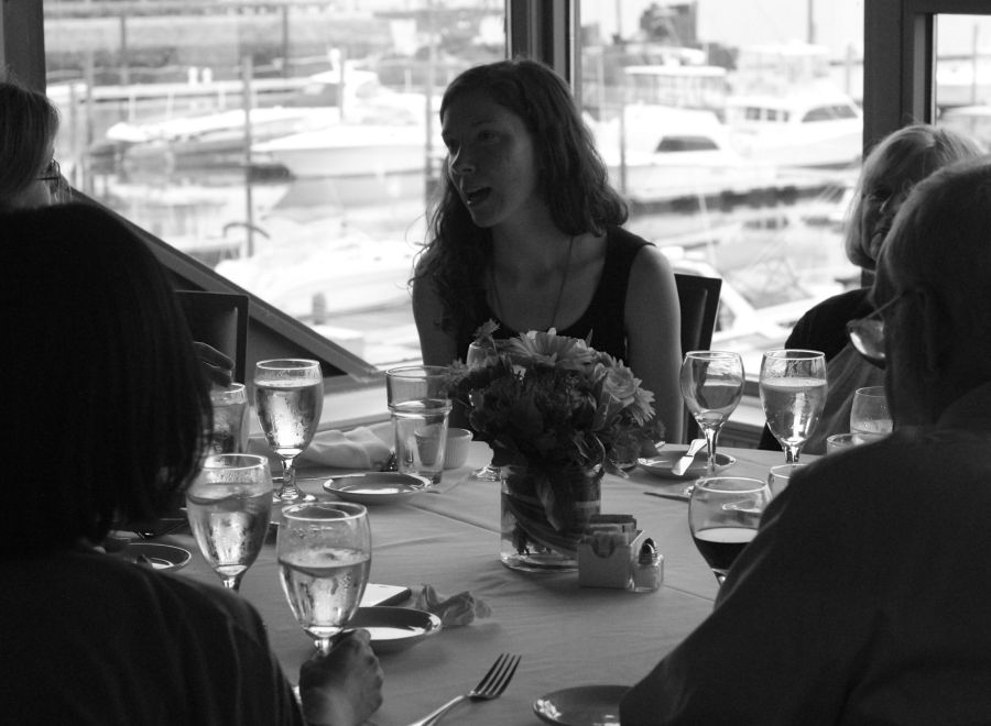 boston umass boston graduate dinner 5