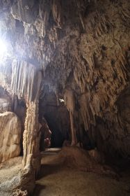 cayman island chrystal caves view 2