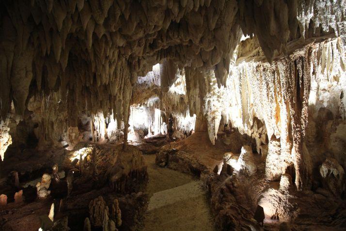 cayman island chrystal caves view 26