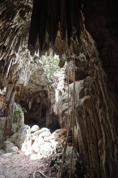 cayman island chrystal caves view 4