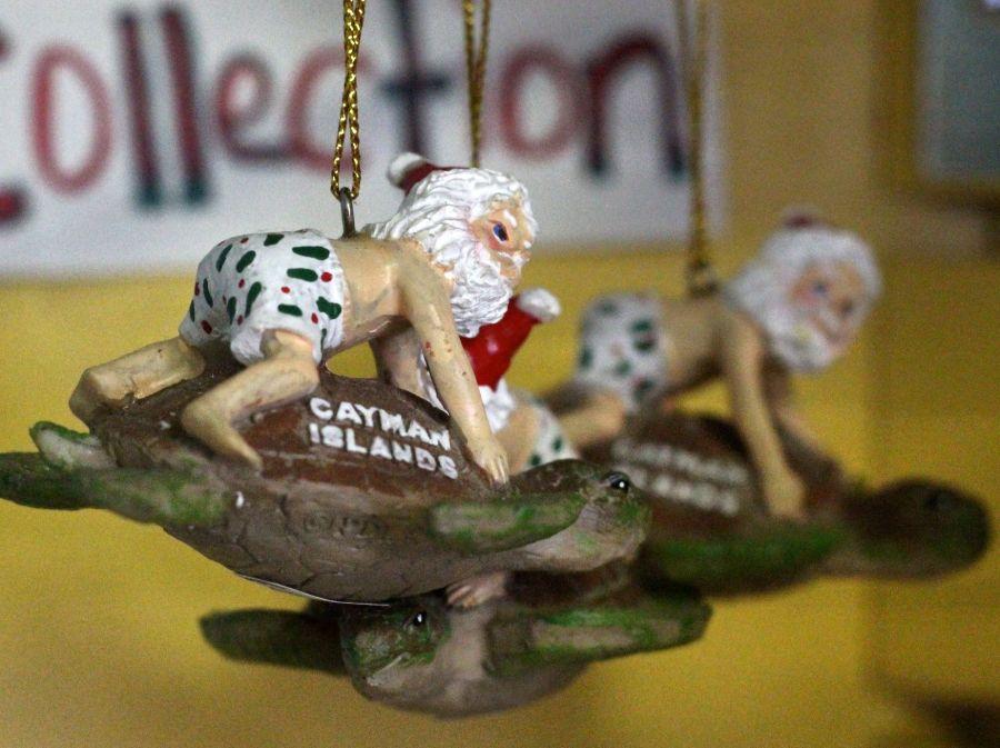 cayman islands store santa claus 1