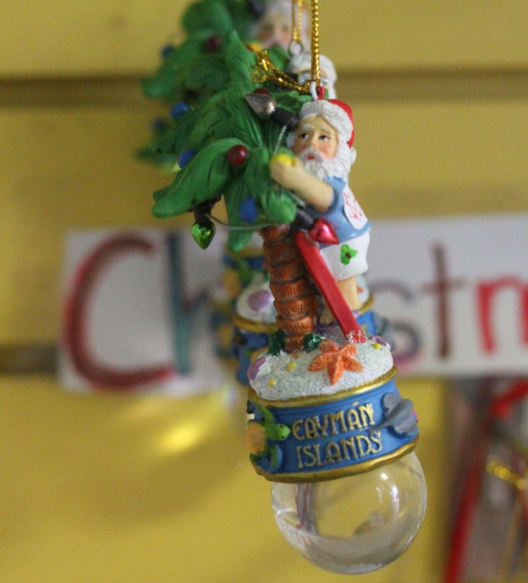 cayman islands store santa claus 4