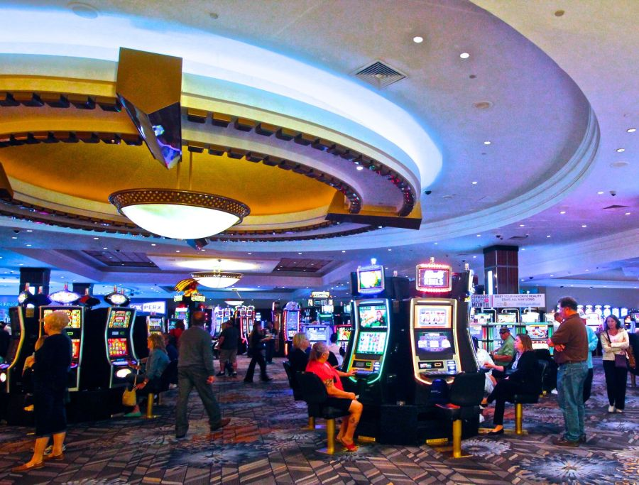 foxwoods casino slot machines