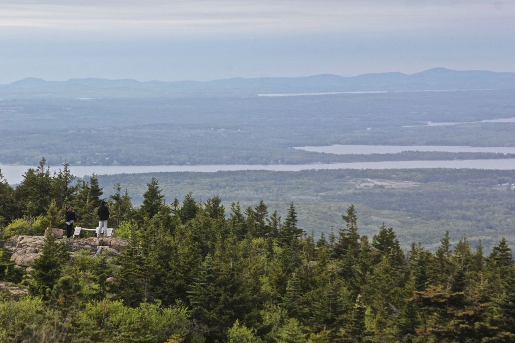 maine mount desert island cadillac mountain 3