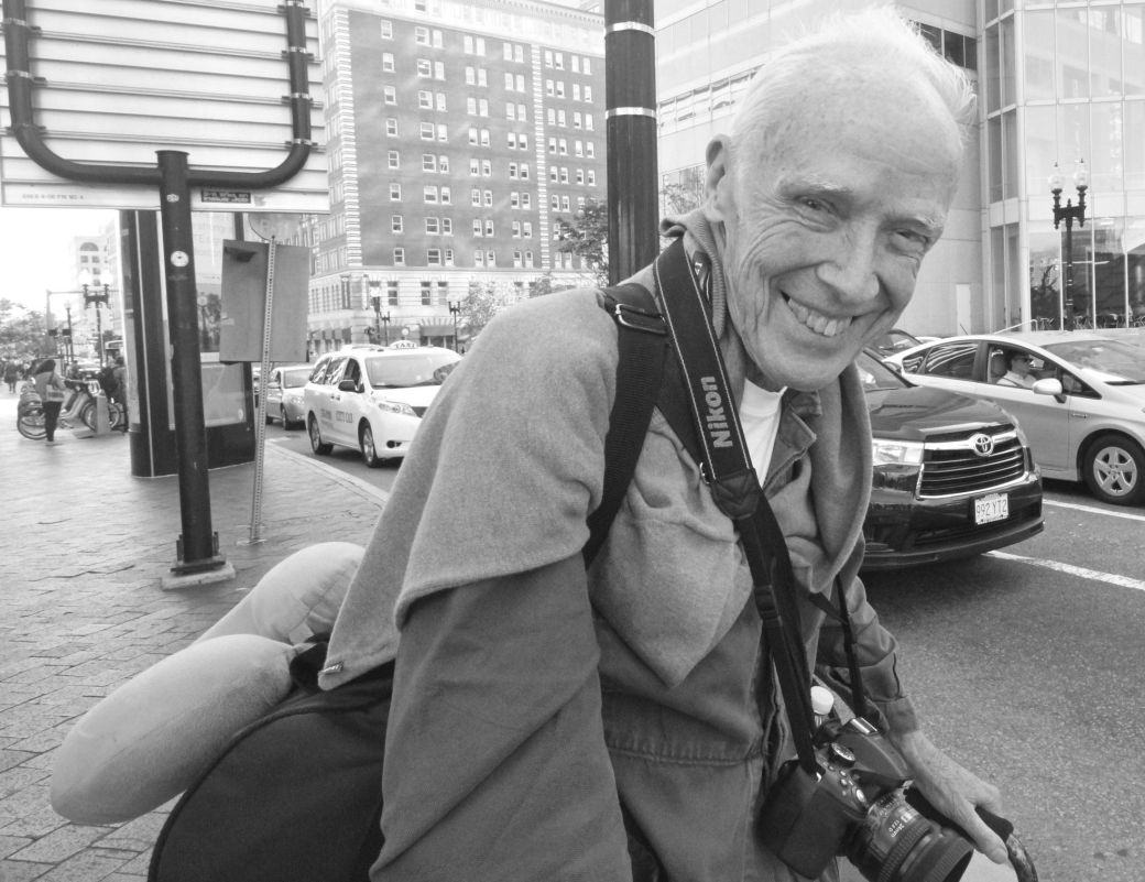 new york city bill cunningham boston black white