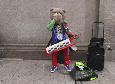 boston park street keytar bear purple jacket 1