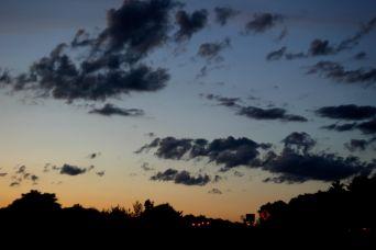 rhode island massachusetts drive sunset july 3 12