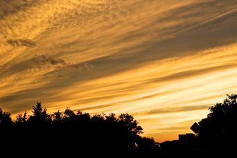 rhode island massachusetts drive sunset july 3 2