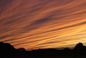 rhode island massachusetts drive sunset july 3 6