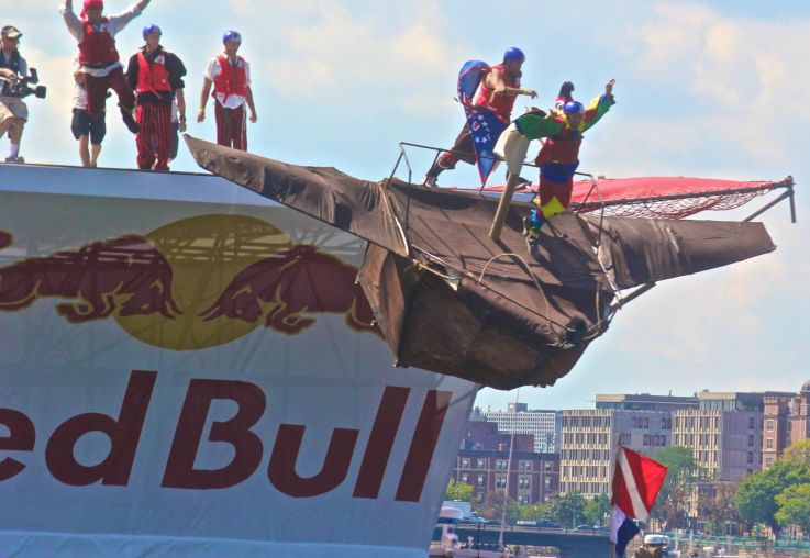 boston charles river flugtag august 20 2016 10