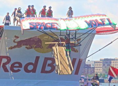 boston charles river flugtag august 20 2016 7