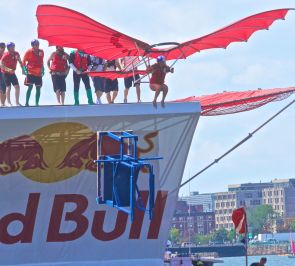 boston charles river flugtag august 20 2016 8