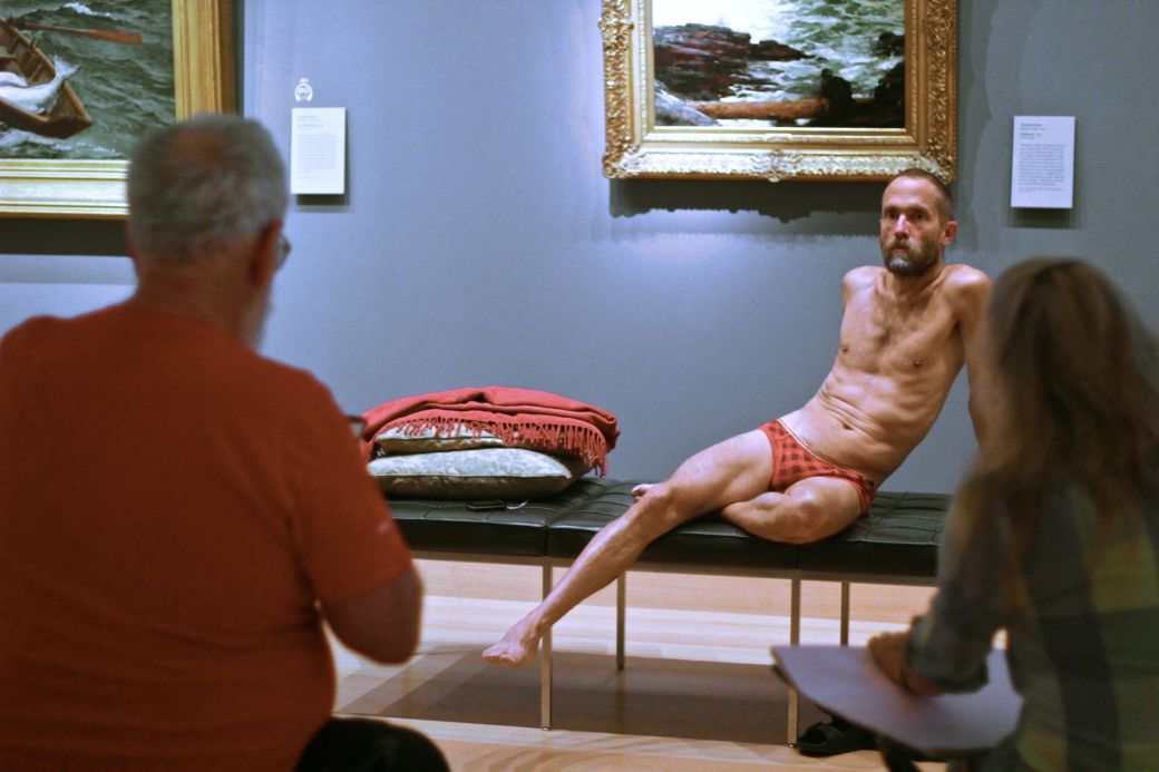 boston museum of fine arts figure drawing class