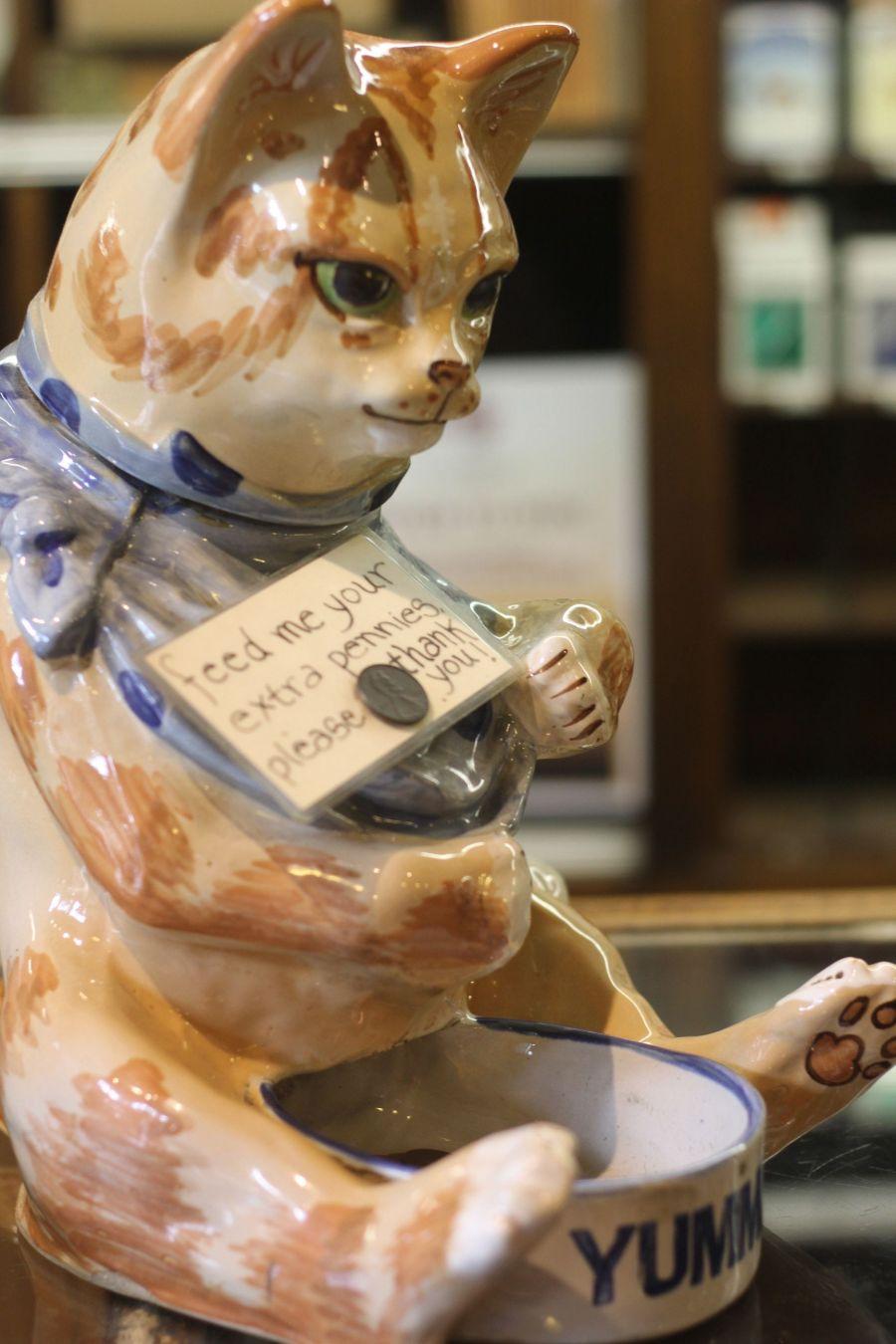 cambridge Leavitt & Peirce shop porcellian cat