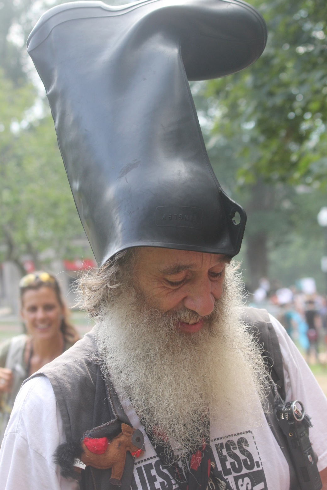 boston boston common anti free speech rally protest august 19 2017 vermin supreme 2