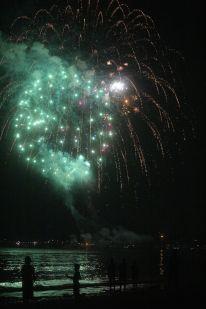 boston revere beach sand sculptures 2017 fireworks 10