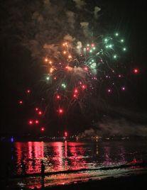 boston revere beach sand sculptures 2017 fireworks 20