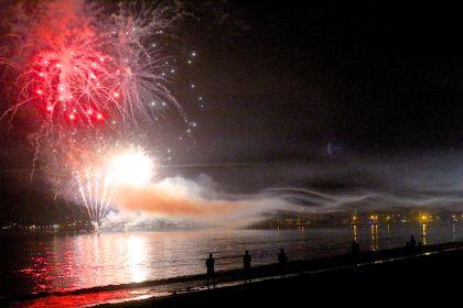 boston revere beach sand sculptures 2017 fireworks 24