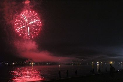 boston revere beach sand sculptures 2017 fireworks 25