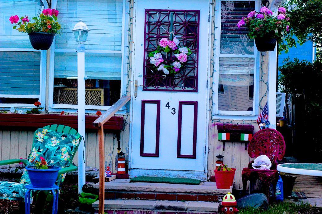 boston winthrop house flowers