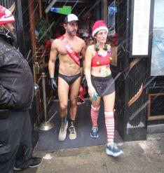 boston santa speedo run december 9 2017 2
