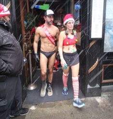 boston santa speedo run december 9 2017 2
