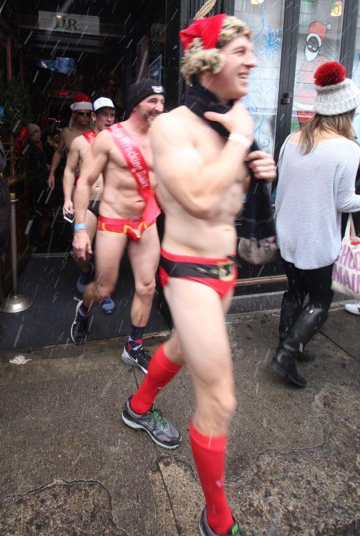 boston santa speedo run december 9 2017 6