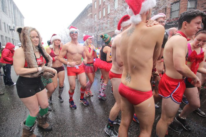 boston santa speedo run december 9 2017 7