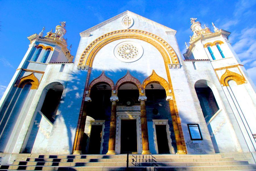 st augustine historical district greek church