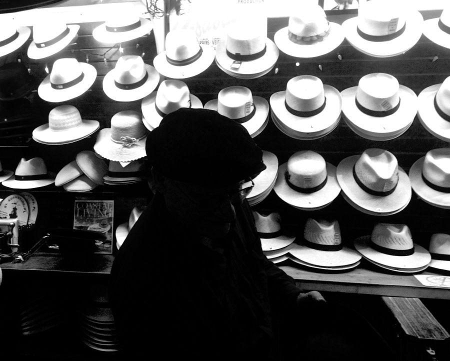 st augustine historical district hat shop