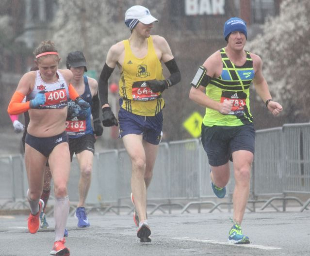 boston marathon april 16 2018 beacon street group 4