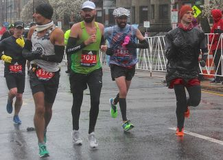 boston marathon april 16 2018 beacon street group 7