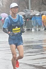 boston marathon april 16 2018 morihashi