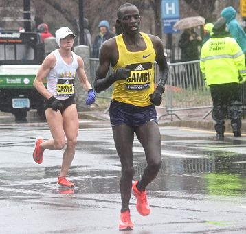 boston marathon april 16 2018 sambu