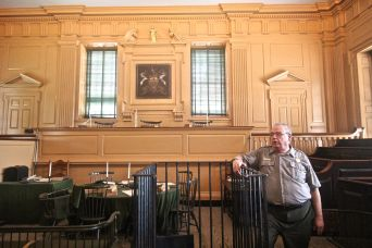 philadelphia independence hall inside