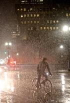 boston north station haymarket first snow fall november 15 2018 10