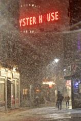 boston north station haymarket first snow fall november 15 2018 13