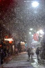 boston north station haymarket first snow fall november 15 2018 16