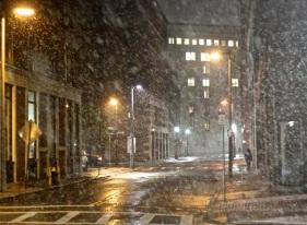 boston north station haymarket first snow fall november 15 2018 7