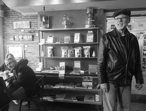 newburyport bookstore cafe