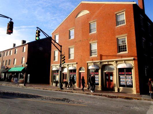 newburyport buildings street