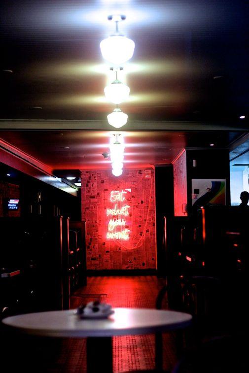 newburyport restaurant interior