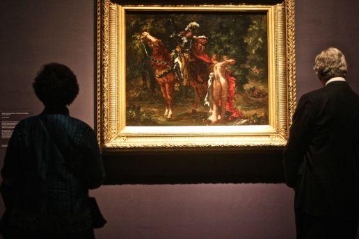 new york metropolitan museum of art delacroix exhibit 6