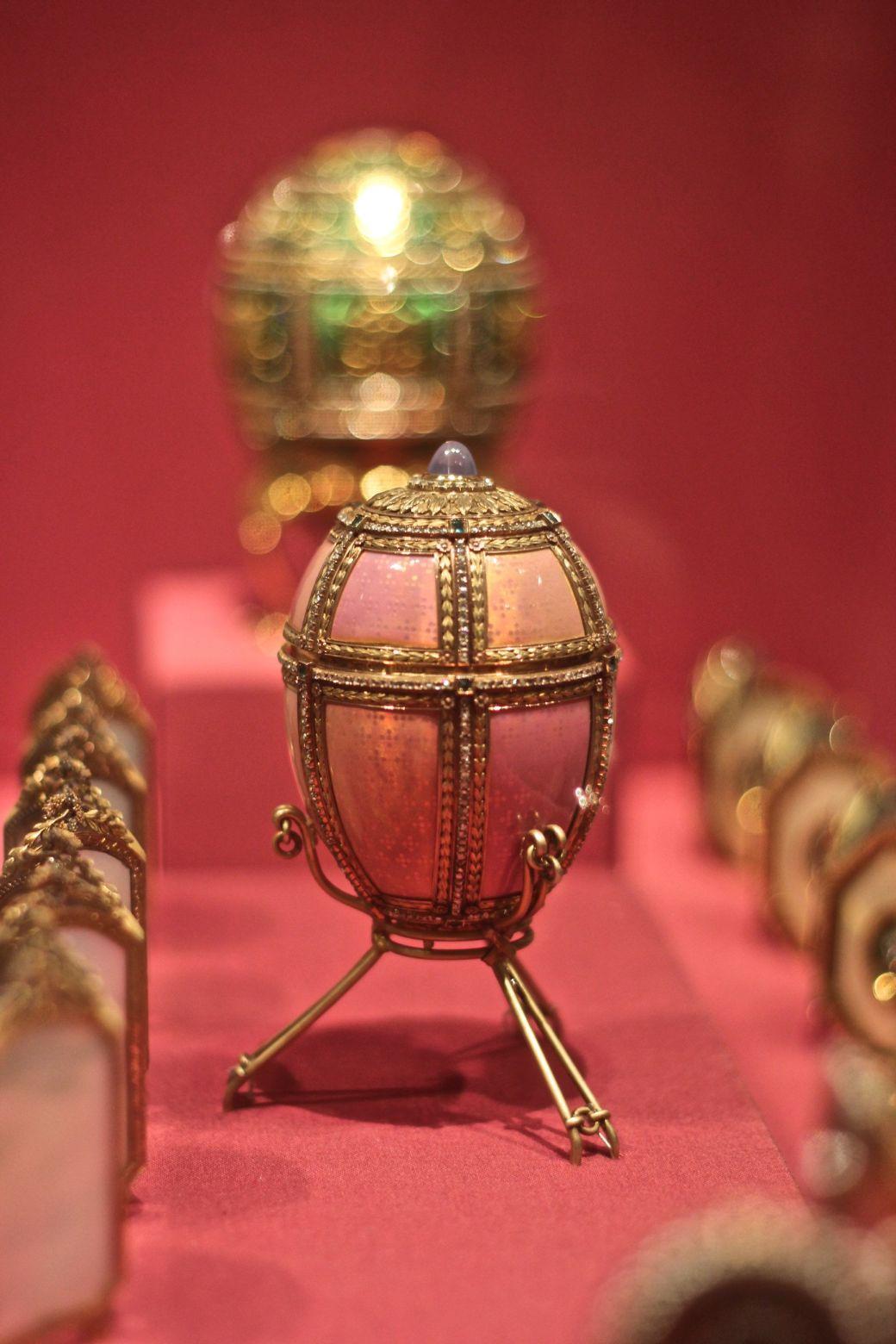 new york metropolitan museum of art faberge egg 2