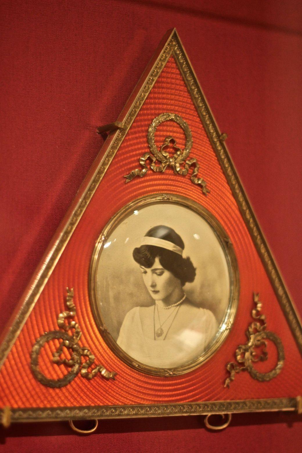 new york metropolitan museum of art faberge exhibit grand duchess tatiana