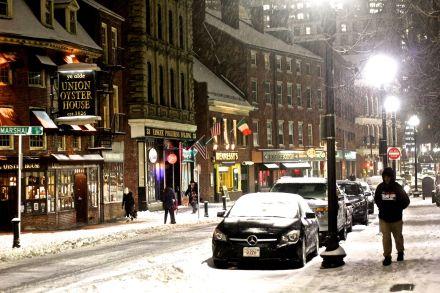 boston haymarket snow february 12 2019 2